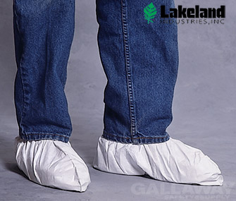 Tyvek Disposable Elastic Top Shoe Cover